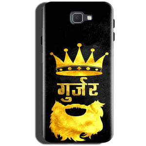 Samsung Galaxy C5 Pro Mobile Covers Cases Gujjar with Beard- Lowest Price - Paybydaddy.com