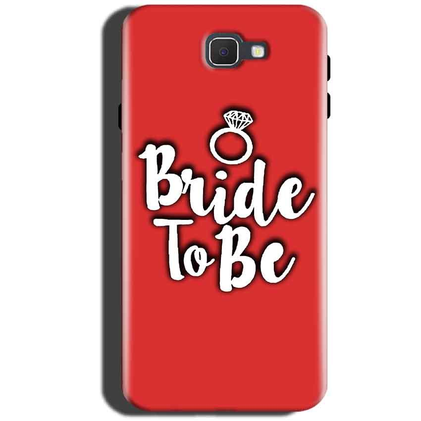 Samsung Galaxy C5 Pro Mobile Covers Cases bride to be with ring - Lowest Price - Paybydaddy.com