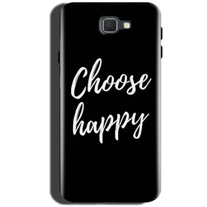 Samsung Galaxy C5 Pro Mobile Covers Cases Choose happy - Lowest Price - Paybydaddy.com