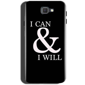 Samsung Galaxy C5 Pro Mobile Covers Cases i can and i will - Lowest Price - Paybydaddy.com