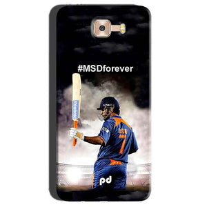 Samsung Galaxy C7 Pro Mobile Covers Cases MS dhoni Forever - Lowest Price - Paybydaddy.com