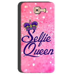 Samsung Galaxy C7 Pro Mobile Covers Cases Selfie Queen - Lowest Price - Paybydaddy.com