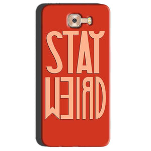 Samsung Galaxy C7 Pro Mobile Covers Cases Stay Weird - Lowest Price - Paybydaddy.com