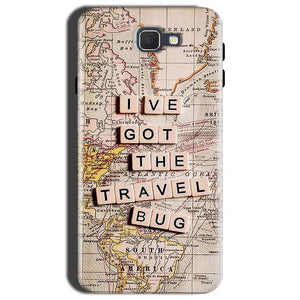 Samsung Galaxy C9 Pro Mobile Covers Cases Live Travel Bug - Lowest Price - Paybydaddy.com