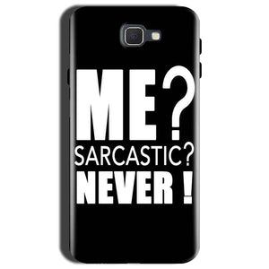 Samsung Galaxy C9 Pro Mobile Covers Cases Me sarcastic - Lowest Price - Paybydaddy.com