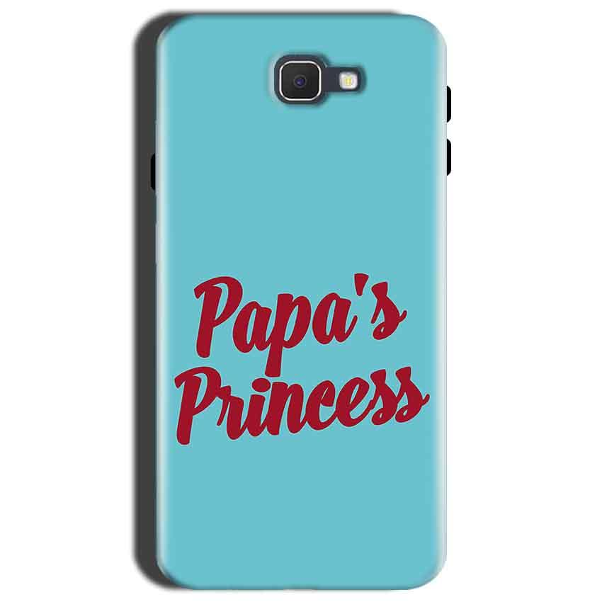 Samsung Galaxy C9 Pro Mobile Covers Cases Papas Princess - Lowest Price - Paybydaddy.com