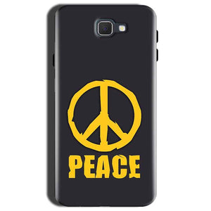 Samsung Galaxy C9 Pro Mobile Covers Cases Peace Blue Yellow - Lowest Price - Paybydaddy.com