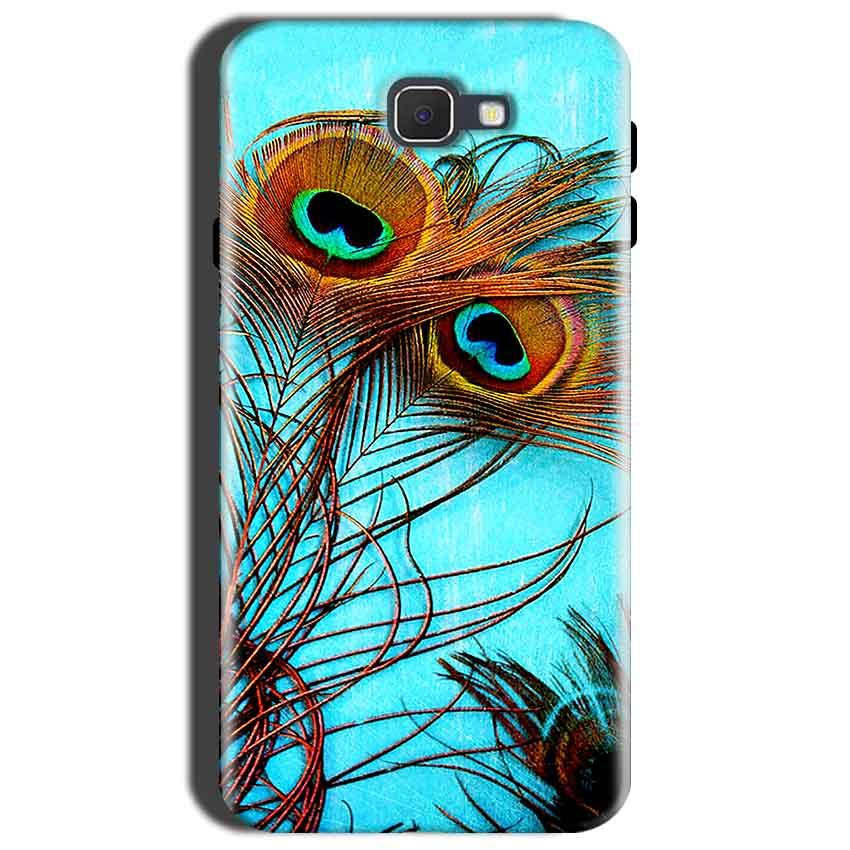 Samsung Galaxy C9 Pro Mobile Covers Cases Peacock blue wings - Lowest Price - Paybydaddy.com