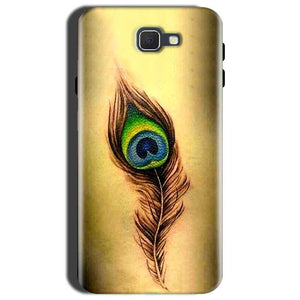 Samsung Galaxy C9 Pro Mobile Covers Cases Peacock coloured art - Lowest Price - Paybydaddy.com
