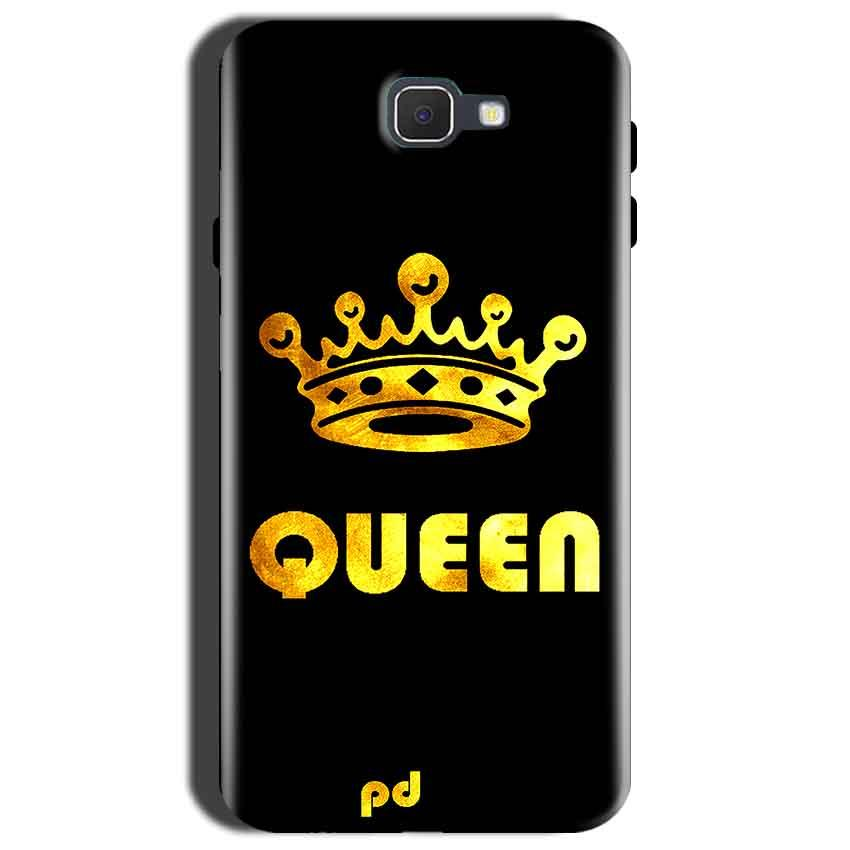 Samsung Galaxy C9 Pro Mobile Covers Cases Queen With Crown in gold - Lowest Price - Paybydaddy.com