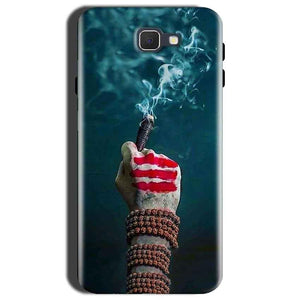 Samsung Galaxy C9 Pro Mobile Covers Cases Shiva Hand With Clilam - Lowest Price - Paybydaddy.com