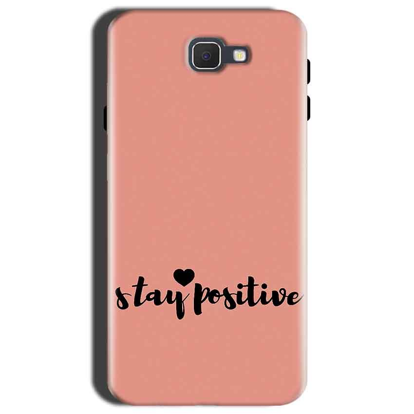 Samsung Galaxy C9 Pro Mobile Covers Cases Stay Positive - Lowest Price - Paybydaddy.com