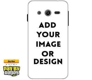 Customized Samsung Galaxy Core 2 Dual G355H Mobile Phone Covers & Back Covers with your Text & Photo