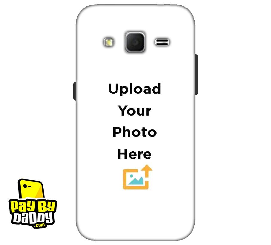 Customized Samsung Galaxy Core Prime G360 Mobile Phone Covers & Back Covers with your Photo & Text