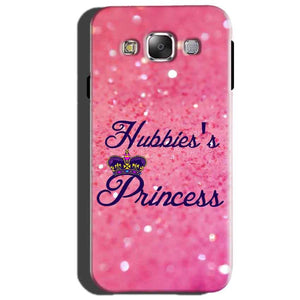 Samsung Galaxy Core Prime Mobile Covers Cases Hubbies Princess - Lowest Price - Paybydaddy.com