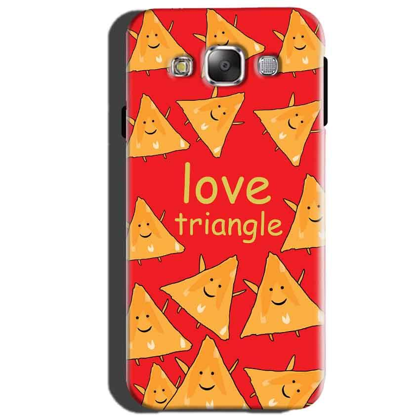 Samsung Galaxy Core Prime Mobile Covers Cases Love Triangle - Lowest Price - Paybydaddy.com