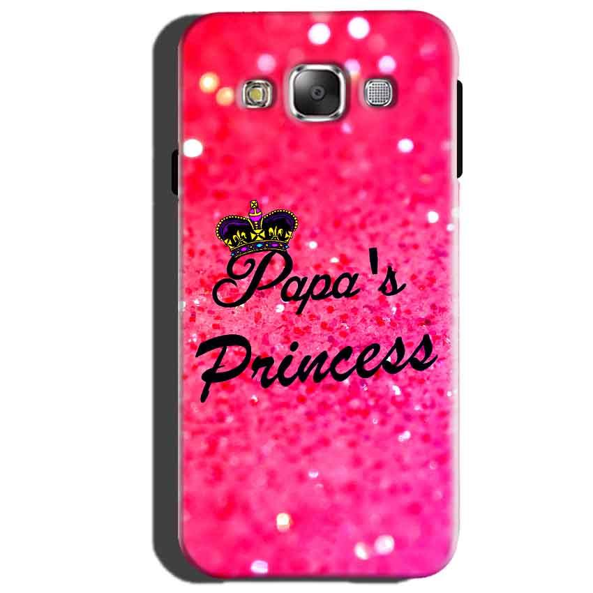 Samsung Galaxy Core Prime Mobile Covers Cases PAPA PRINCESS - Lowest Price - Paybydaddy.com