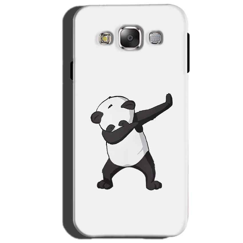 Samsung Galaxy Core Prime Mobile Covers Cases Panda Dab - Lowest Price - Paybydaddy.com