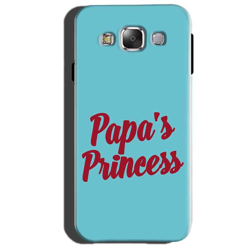 Samsung Galaxy Core Prime Mobile Covers Cases Papas Princess - Lowest Price - Paybydaddy.com
