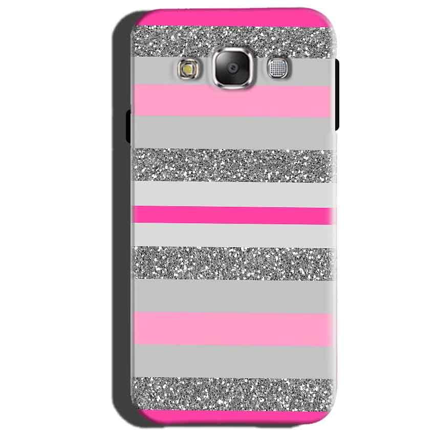Samsung Galaxy Core Prime Mobile Covers Cases Pink colour pattern - Lowest Price - Paybydaddy.com