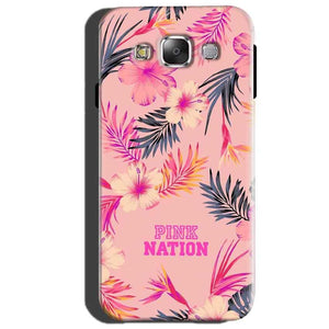 Samsung Galaxy Core Prime Mobile Covers Cases Pink nation - Lowest Price - Paybydaddy.com