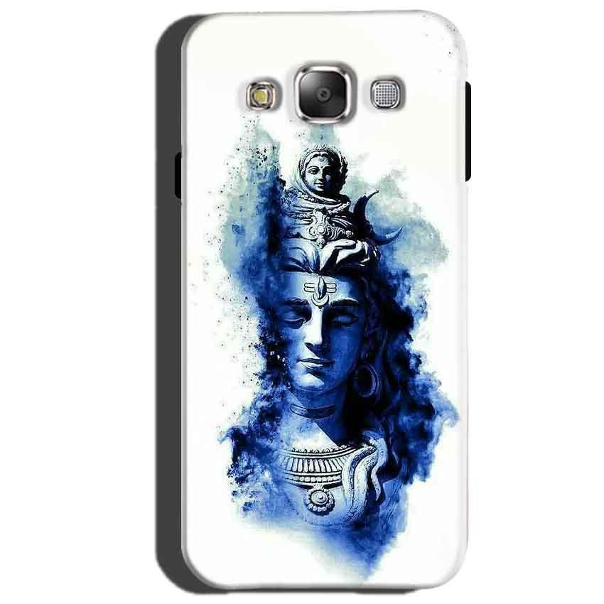 Samsung Galaxy Core Prime Mobile Covers Cases Shiva Blue White - Lowest Price - Paybydaddy.com
