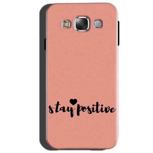 Samsung Galaxy Core Prime Mobile Covers Cases Stay Positive - Lowest Price - Paybydaddy.com