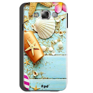 Samsung Galaxy E5 Mobile Covers Cases Pearl Star Fish - Lowest Price - Paybydaddy.com
