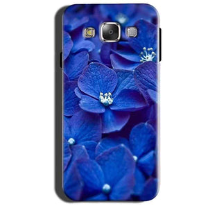 Samsung Galaxy Grand 3 G7200 Mobile Covers Cases Blue flower - Lowest Price - Paybydaddy.com