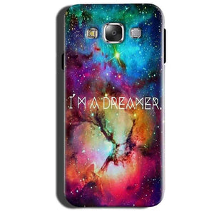 Samsung Galaxy Grand 3 G7200 Mobile Covers Cases I am Dreamer - Lowest Price - Paybydaddy.com