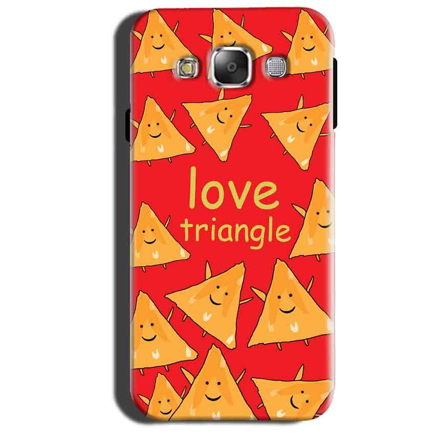 Samsung Galaxy Grand 3 G7200 Mobile Covers Cases Love Triangle - Lowest Price - Paybydaddy.com