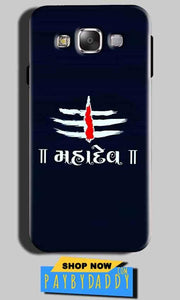 Samsung Galaxy Grand 3 G7200 Mobile Covers Cases Mahadev - Lowest Price - Paybydaddy.com