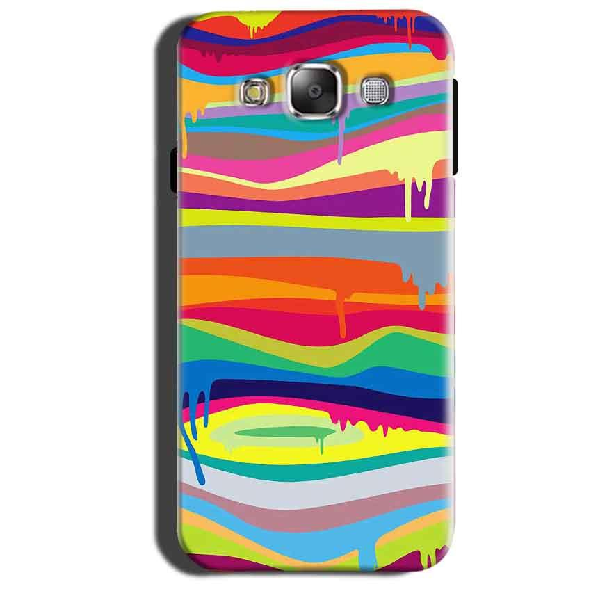 Samsung Galaxy Grand 3 G7200 Mobile Covers Cases Melted colours - Lowest Price - Paybydaddy.com