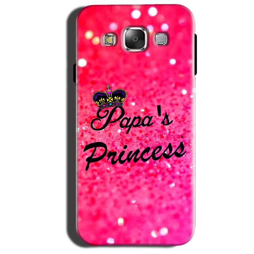 Samsung Galaxy Grand 3 G7200 Mobile Covers Cases PAPA PRINCESS - Lowest Price - Paybydaddy.com