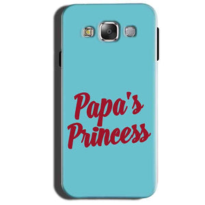 Samsung Galaxy Grand 3 G7200 Mobile Covers Cases Papas Princess - Lowest Price - Paybydaddy.com