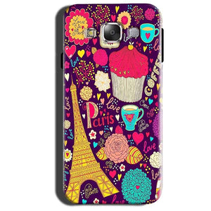 Samsung Galaxy Grand 3 G7200 Mobile Covers Cases Paris Sweet love - Lowest Price - Paybydaddy.com