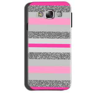 Samsung Galaxy Grand 3 G7200 Mobile Covers Cases Pink colour pattern - Lowest Price - Paybydaddy.com
