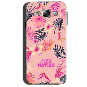 Samsung Galaxy Grand 3 G7200 Mobile Covers Cases Pink nation - Lowest Price - Paybydaddy.com