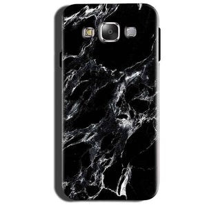 Samsung Galaxy Grand 3 G7200 Mobile Covers Cases Pure Black Marble Texture - Lowest Price - Paybydaddy.com