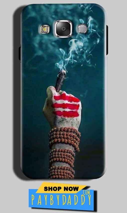 Samsung Galaxy Grand 3 G7200 Mobile Covers Cases Shiva Hand With Clilam - Lowest Price - Paybydaddy.com