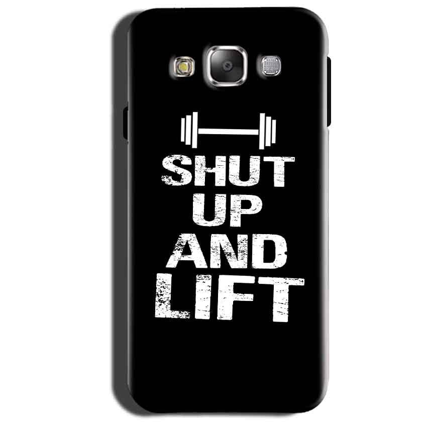Samsung Galaxy Grand 3 G7200 Mobile Covers Cases Shut Up And Lift - Lowest Price - Paybydaddy.com