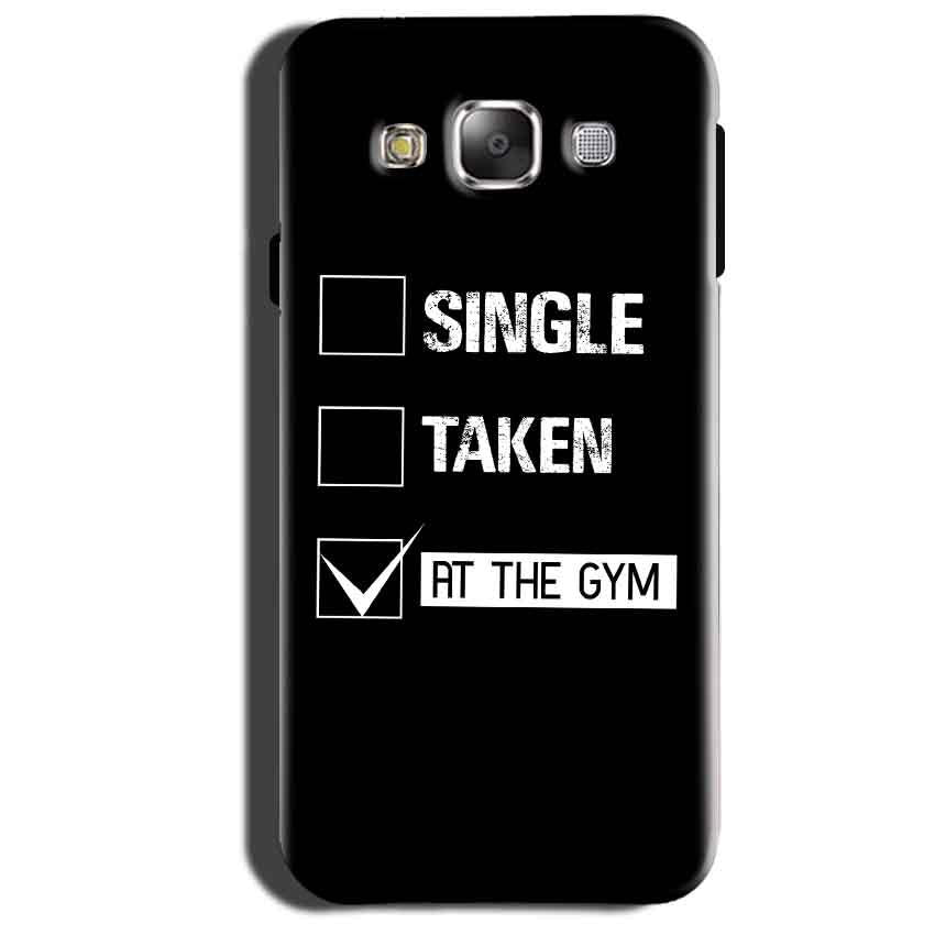 Samsung Galaxy Grand 3 G7200 Mobile Covers Cases Single Taken At The Gym - Lowest Price - Paybydaddy.com