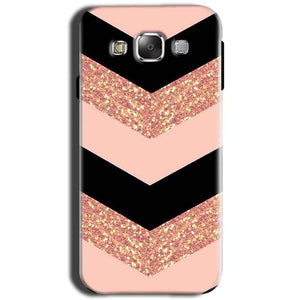 Samsung Galaxy Grand I9082 i9080 Mobile Covers Cases Black down arrow Pattern - Lowest Price - Paybydaddy.com