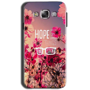 Samsung Galaxy Grand I9082 i9080 Mobile Covers Cases Hope in the Things Unseen- Lowest Price - Paybydaddy.com