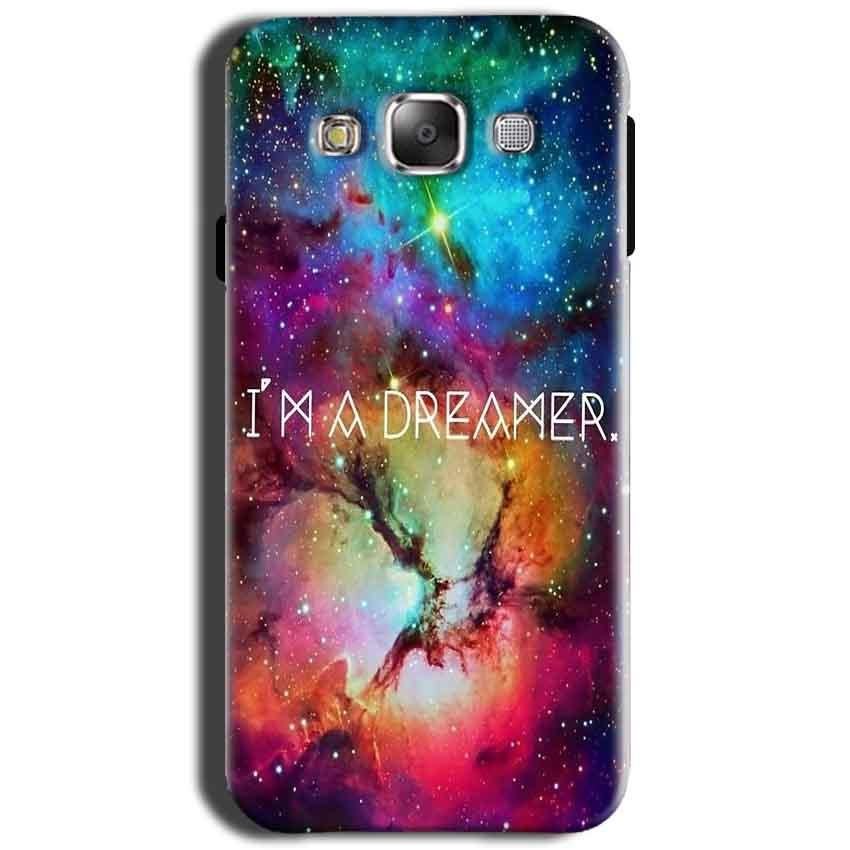 Samsung Galaxy Grand I9082 i9080 Mobile Covers Cases I am Dreamer - Lowest Price - Paybydaddy.com