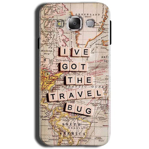 Samsung Galaxy Grand I9082 i9080 Mobile Covers Cases Live Travel Bug - Lowest Price - Paybydaddy.com