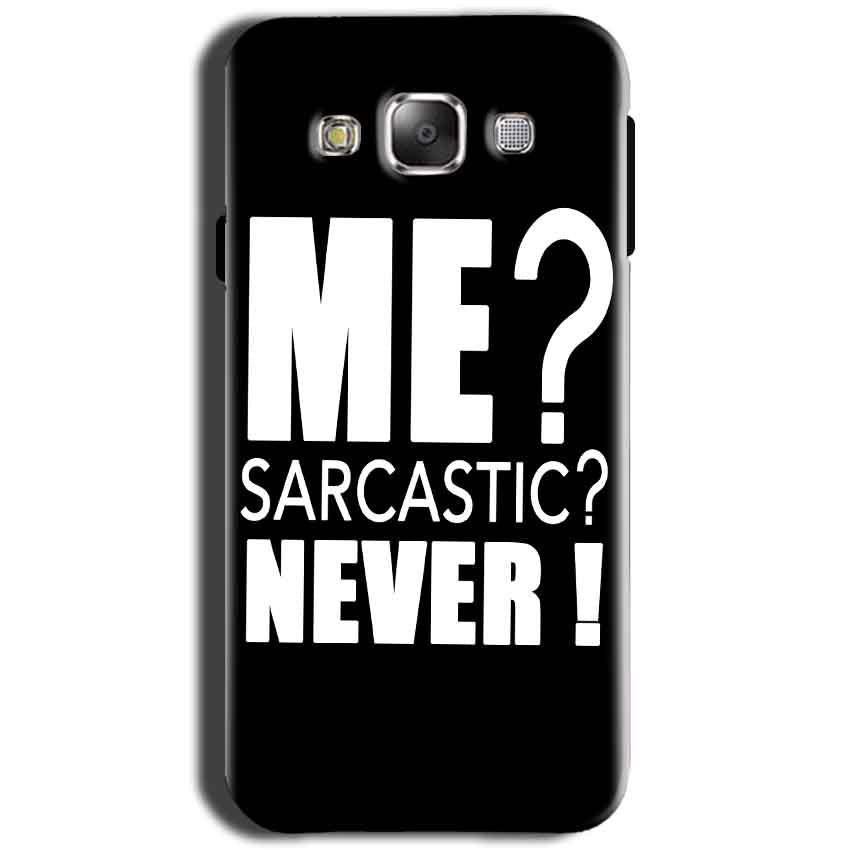 Samsung Galaxy Grand I9082 i9080 Mobile Covers Cases Me sarcastic - Lowest Price - Paybydaddy.com