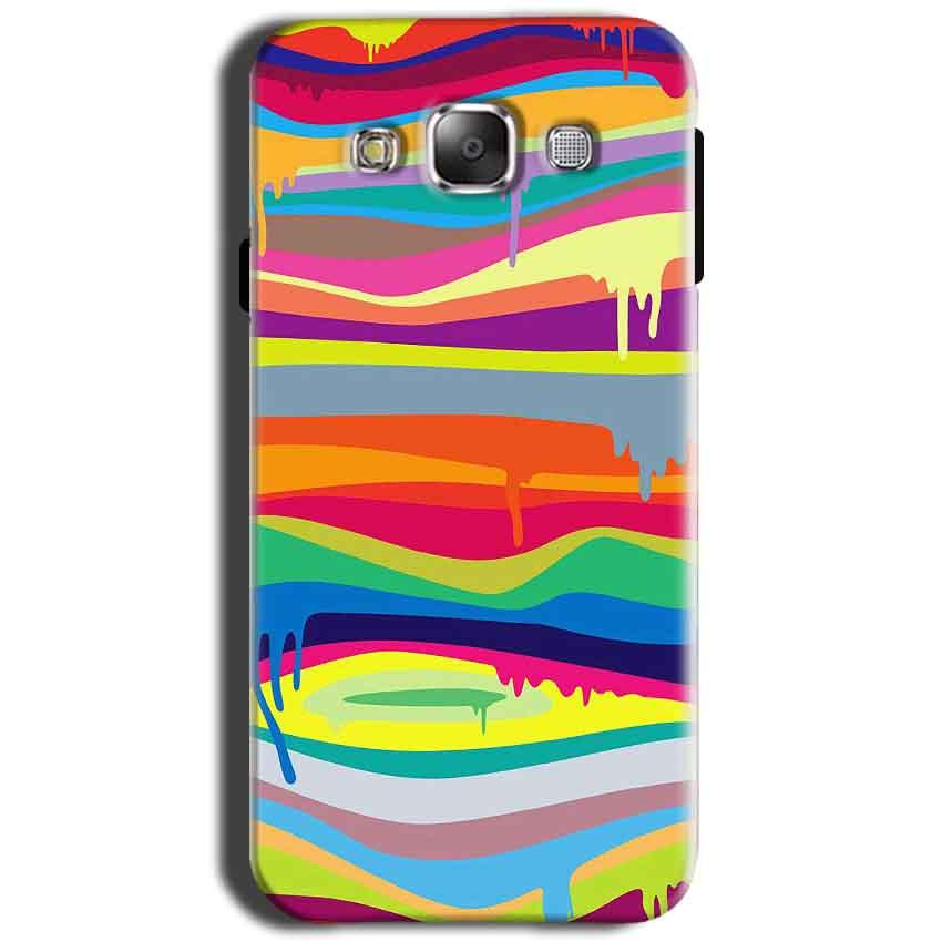 Samsung Galaxy Grand I9082 i9080 Mobile Covers Cases Melted colours - Lowest Price - Paybydaddy.com