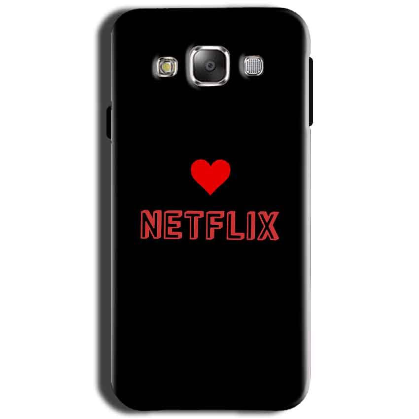 Samsung Galaxy Grand I9082 i9080 Mobile Covers Cases NETFLIX WITH HEART - Lowest Price - Paybydaddy.com
