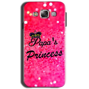 Samsung Galaxy Grand I9082 i9080 Mobile Covers Cases PAPA PRINCESS - Lowest Price - Paybydaddy.com